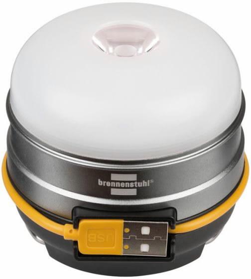 LED välisvalgusti OLI 0300 A USB laetav 350lm, Brennenstuhl