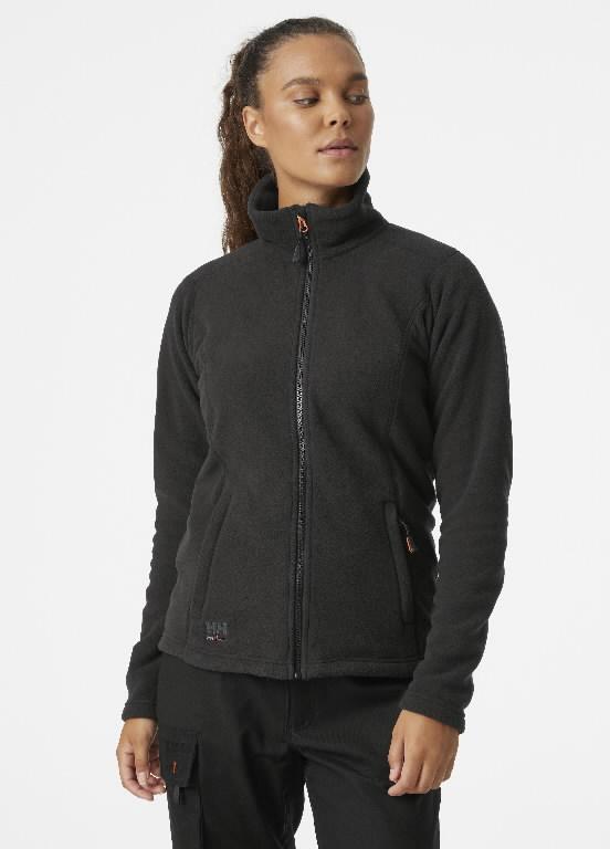 Džemperis LUNA moteriškas, juodas XL, Helly Hansen WorkWear