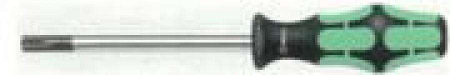 Kruvits Resis-TX30 367BO, Wera