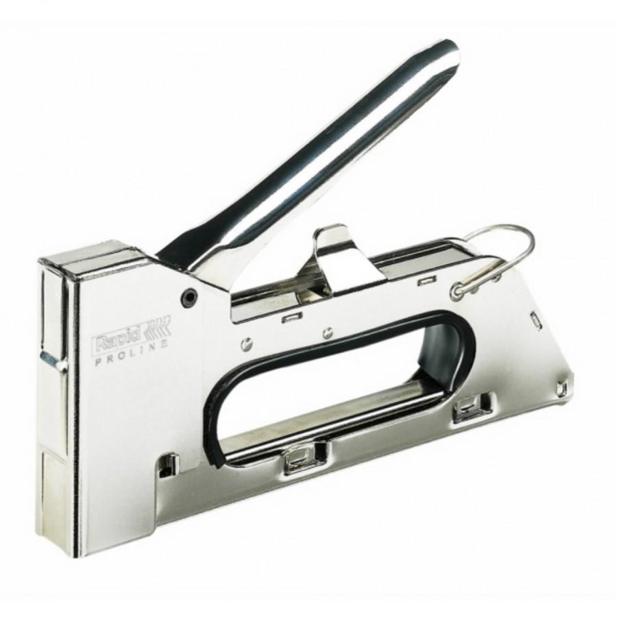 klambripüstol R14E 6-8mm roheline Nr 140 klamber PRO, Rapid