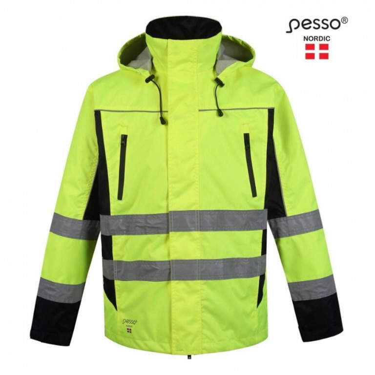 jacket-pesso-denver-yellow 1