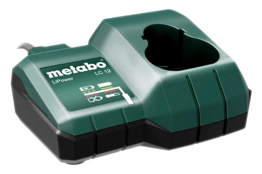 Laadija LC 12 / 10,8 V/12 V, Metabo