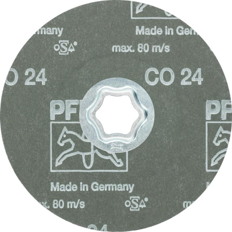 Fiiberketas terasele CC-FS CO 125mm P24, Pferd