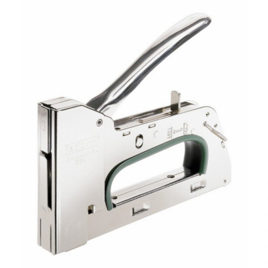 klambripüstol R34E 6-14mm roheline Nr 140 klamber PRO, Rapid