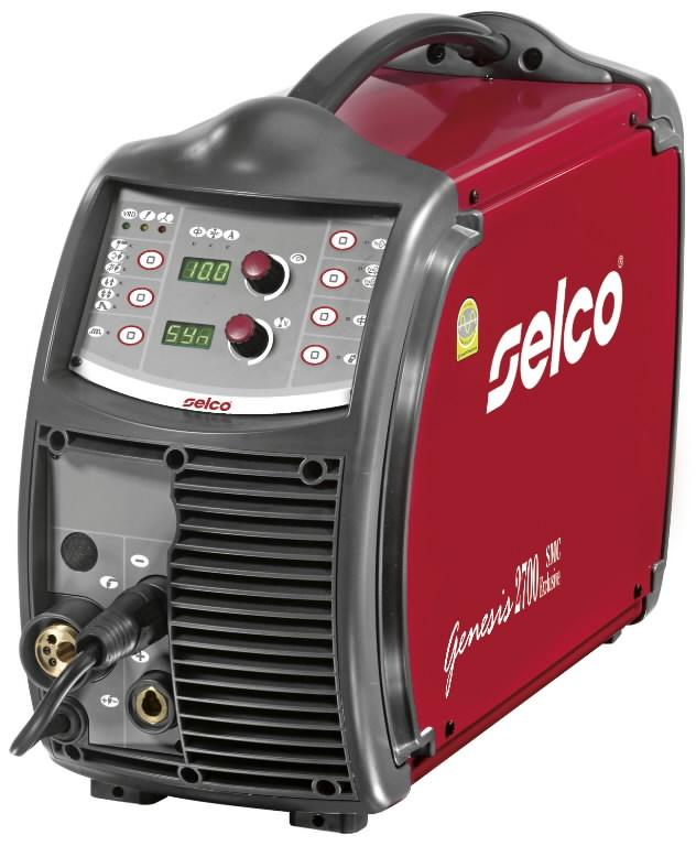 Kaasaskantav poolautomaat GENESIS 2700 SMC Exclusive, Böhler Welding