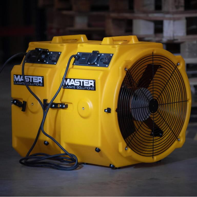 Fan DFX 20 6.450 m³/h, Master