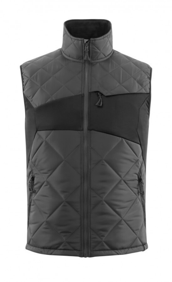 Vest ACCELERATE  CLIMASCOT Light, tumehall XL