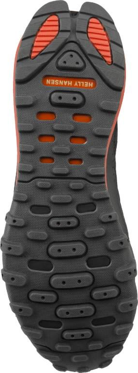 Darbiniai batai RABBORA , juoda/oranžinė 46, Helly Hansen WorkWear