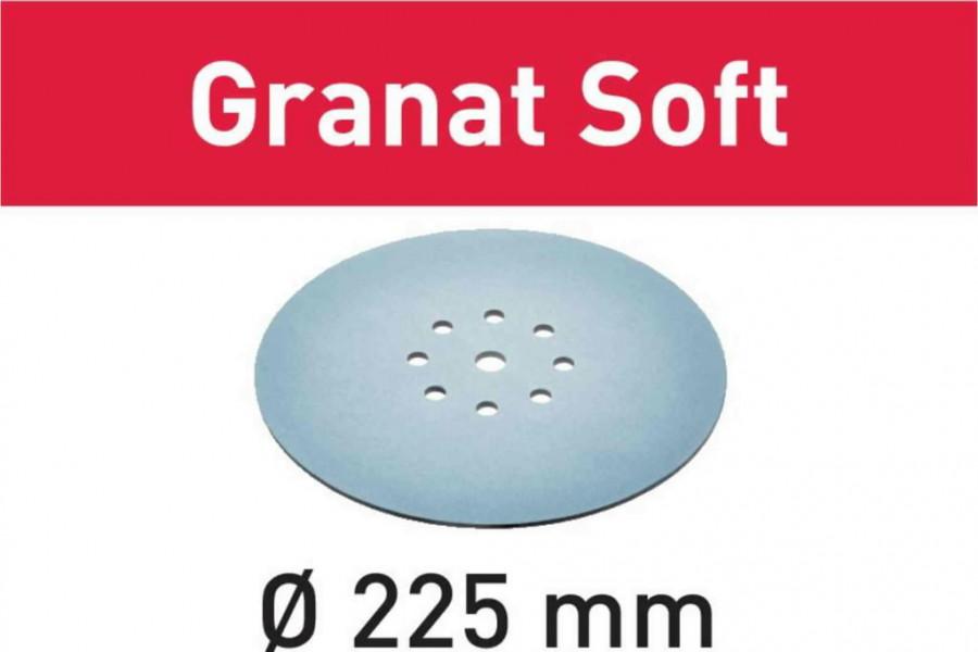 Lihvpaber STF D225 P100 GR S/25, Festool