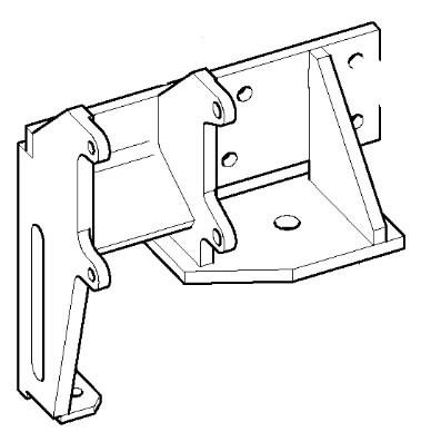 Kit-drive plate, JCB