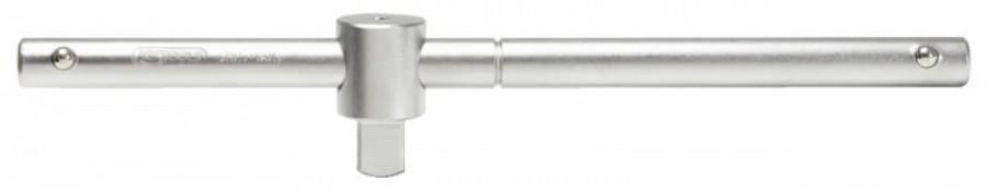 Libisev T-käepide 1/4, 110mm, KS Tools