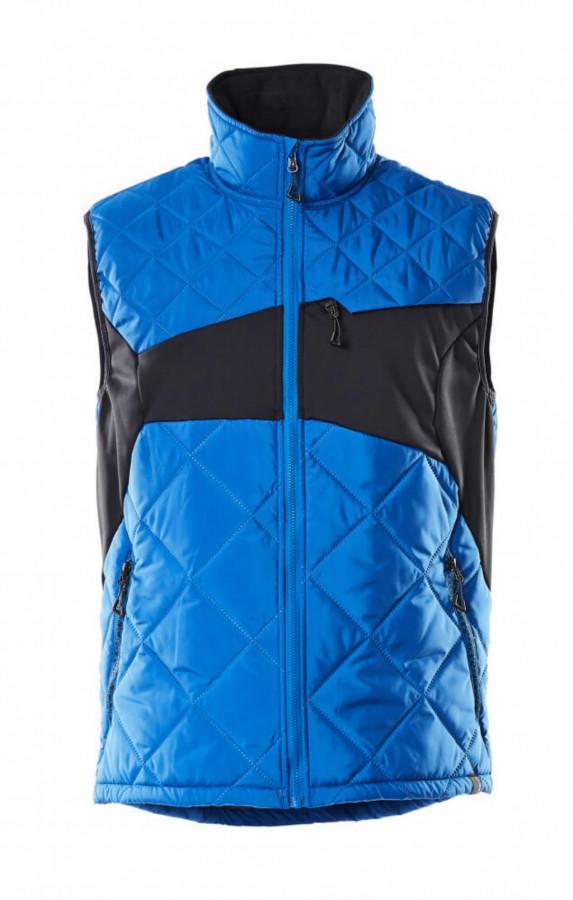 Vest ACCELERATE  CLIMASCOT Light, sinine/tumesinine XS