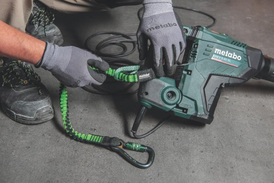 Tööriista turvakinnitus kmpl. kuni 20 kg, Metabo