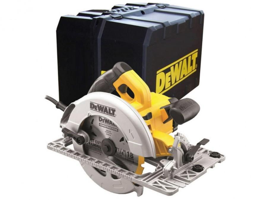 Ketassaag DWE576K, 1600W, 190mm, sobib juhtsiiniga, DeWalt
