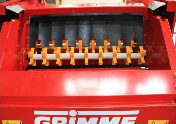 Mullaseparaator Grimme CS150 Combi Web