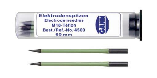 Teflonnõel l=60 mm, Gann