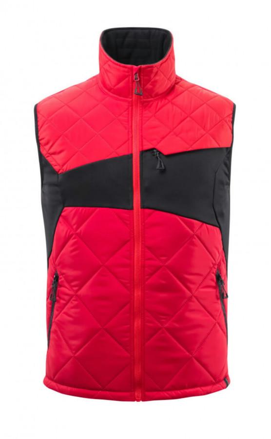 Vest ACCELERATE  CLI Light, punane 4XL, Mascot