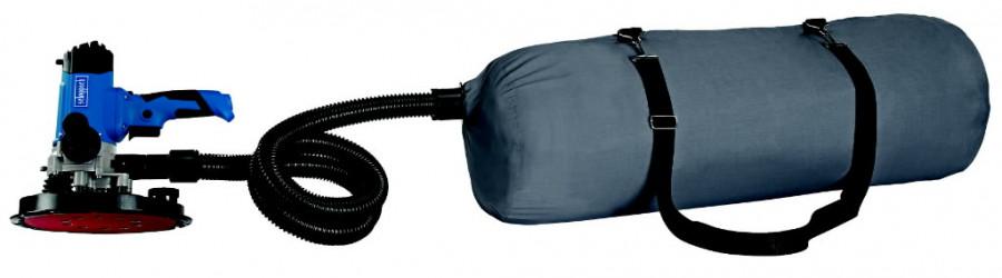 Ekstsentriklihvija DS 200. Lihvpaberid+tolmukott voolikuga, Scheppach