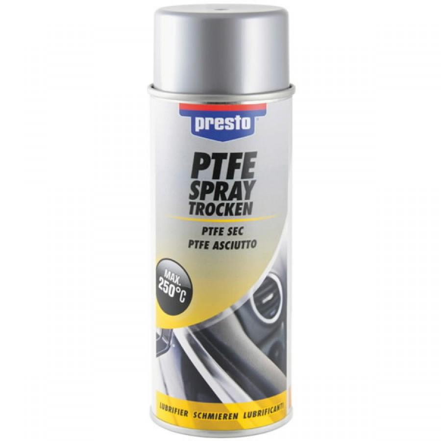 Teflonmääre kuiv PTFE SPRAY TROCKEN 400ml aerosool, Presto