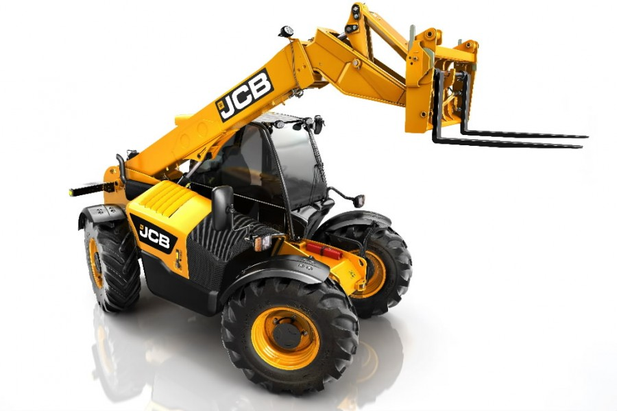 Telescopic handler 541-70, JCB -