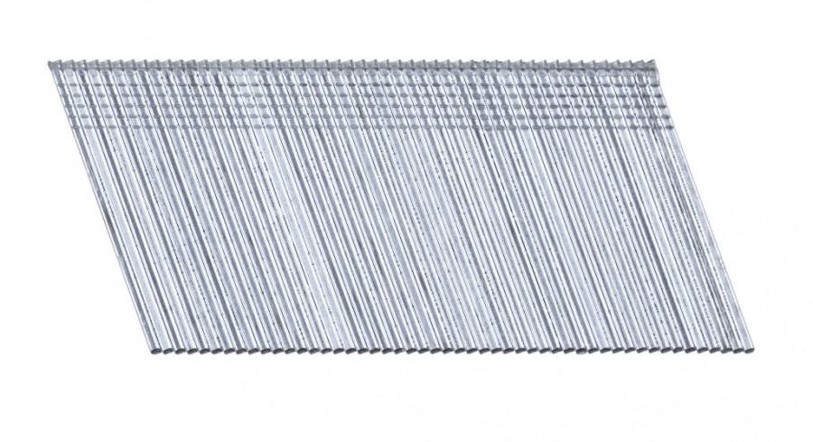 Tsingitud liistunaelad 38x1,6 mm, 20° - 2500tk. DCN660, DeWalt