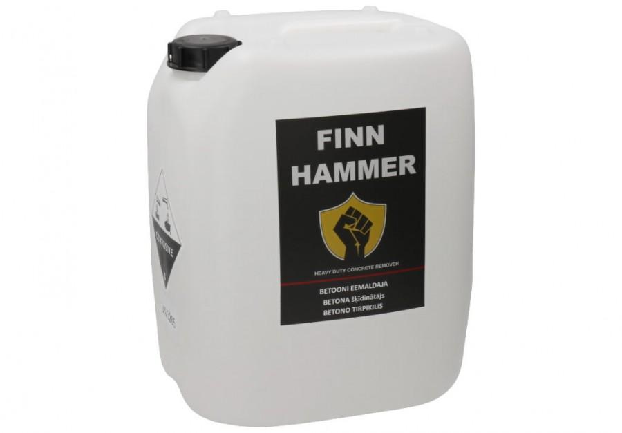 Betoonilahusti Finn Hammer 20L