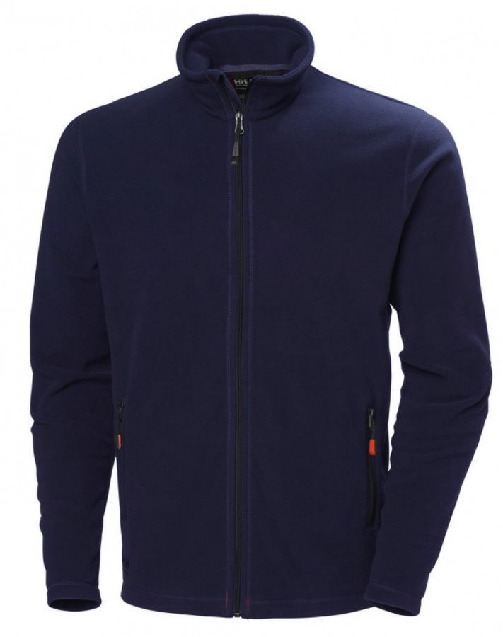 Flīsa jaka OXFORD, tumši zila 3XL, Helly Hansen WorkWear