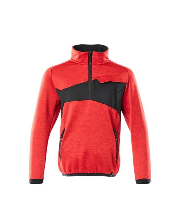 Flīsa džemperis bērniem Accelerate, red 140, Mascot