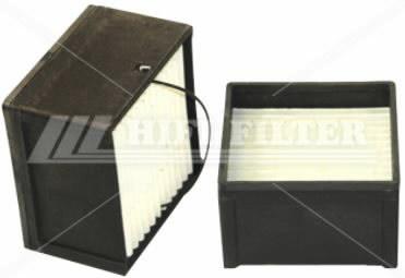 Fuel filter (for SWK 2000/10), Hifi Filter