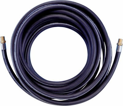 Compressed air hose antistaat 10m 3/8 BSP thread Black, 3M -