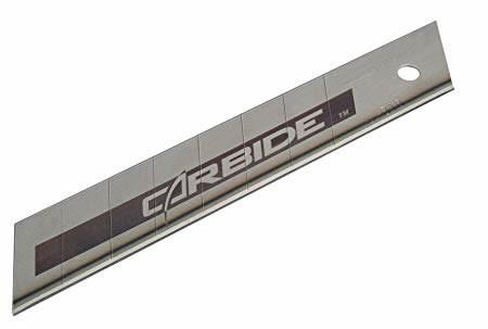 murtavad terad CARBIDE 18mm 10tk, Stanley