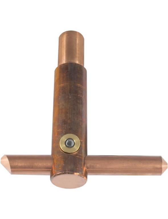 Punktkeevitusekäpad elektroodidega d=12mm, L=125mm, Tecna S.p.A.