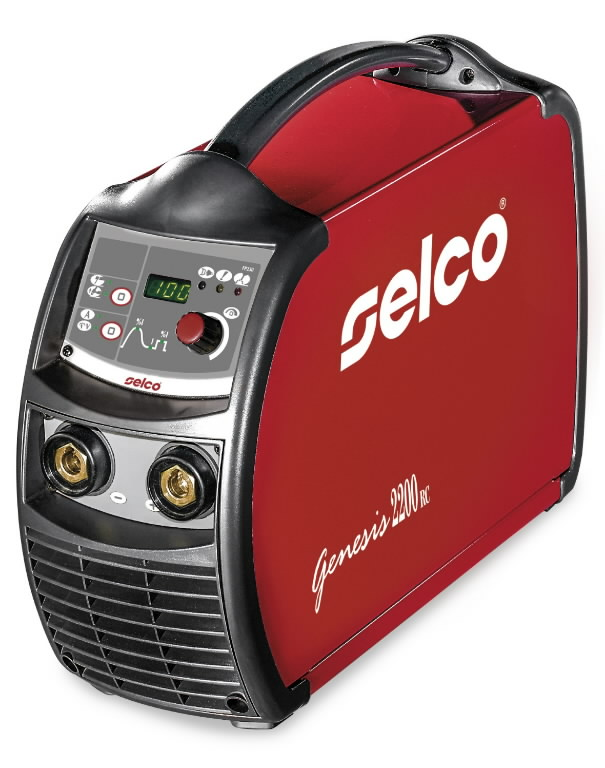 Elektrood-keevitusseade Genesis 2200 RC, Böhler Welding