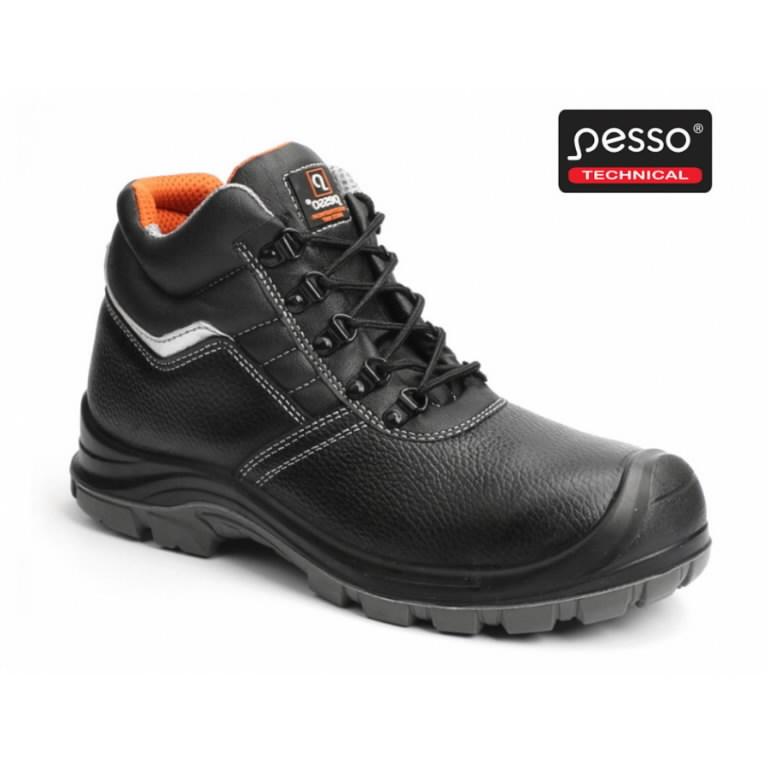 Turvasaapad B259 S3 SRC 43, Pesso