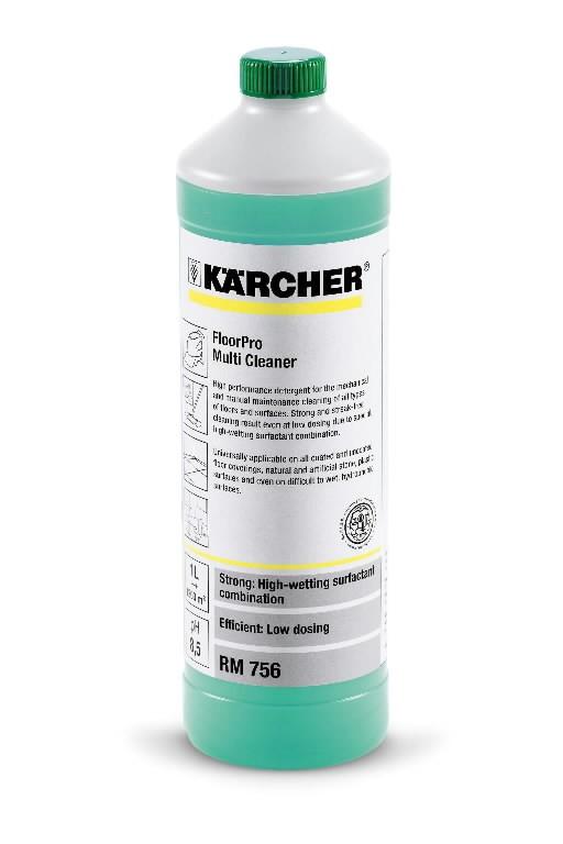 Pesuaine RM 756 FloorPro Multipuhasti, 1 L, Kärcher