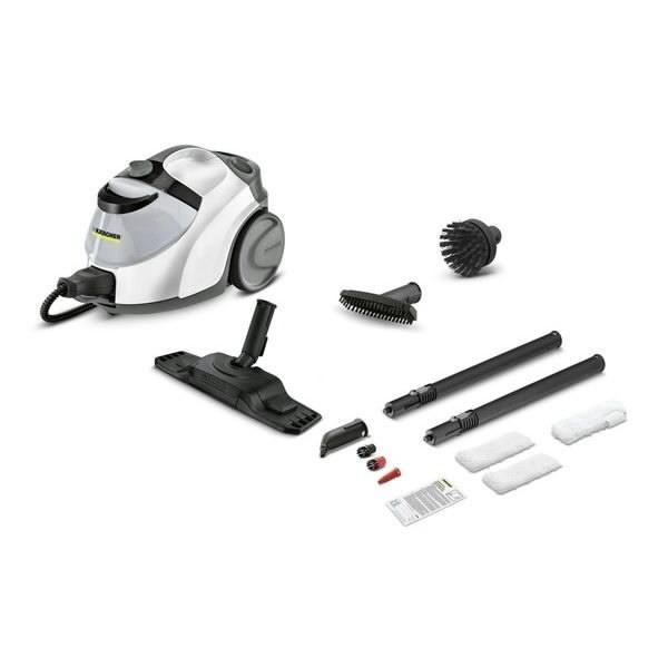 Steam cleaner sc c k rcher karcher household steam cleaners for Karcher pulitore a vapore sc 5