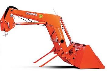 Kubota-loader