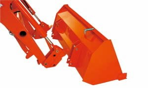 Kubota-loader-bucket