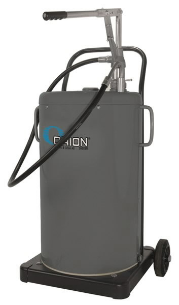 õliväljastuskomplekt De-Lux 60l vaadile, käsipumbaga, Orion