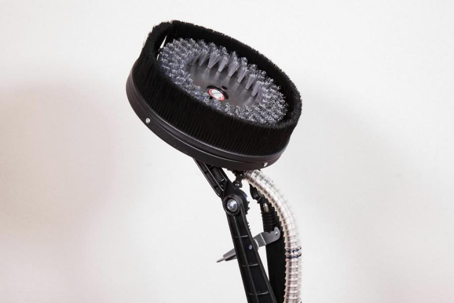 Puhastusmasin Hedgehog W, veepritsiga, Rokamat