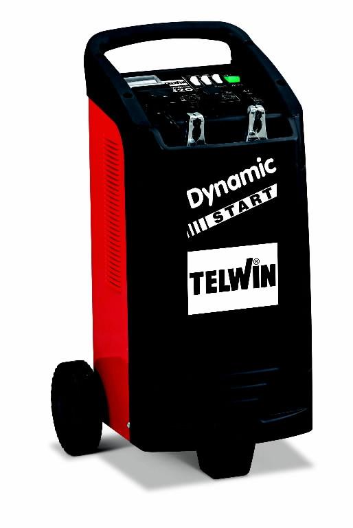 12/24V akulaadija-käivitusabi Dynamic 320 Start, Telwin