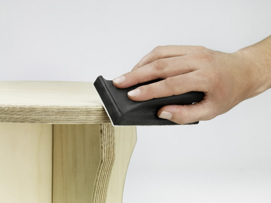 Käsilihvimise klots HSK-D 150 H, kõva, Festool