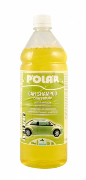 Autošampoon  kontsentraat 1L, Polar