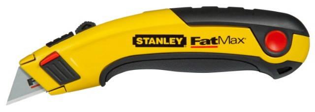 nuga sissetõmmatava trapetsteraga FATMAX, 5 CARBIDE tera, Stanley