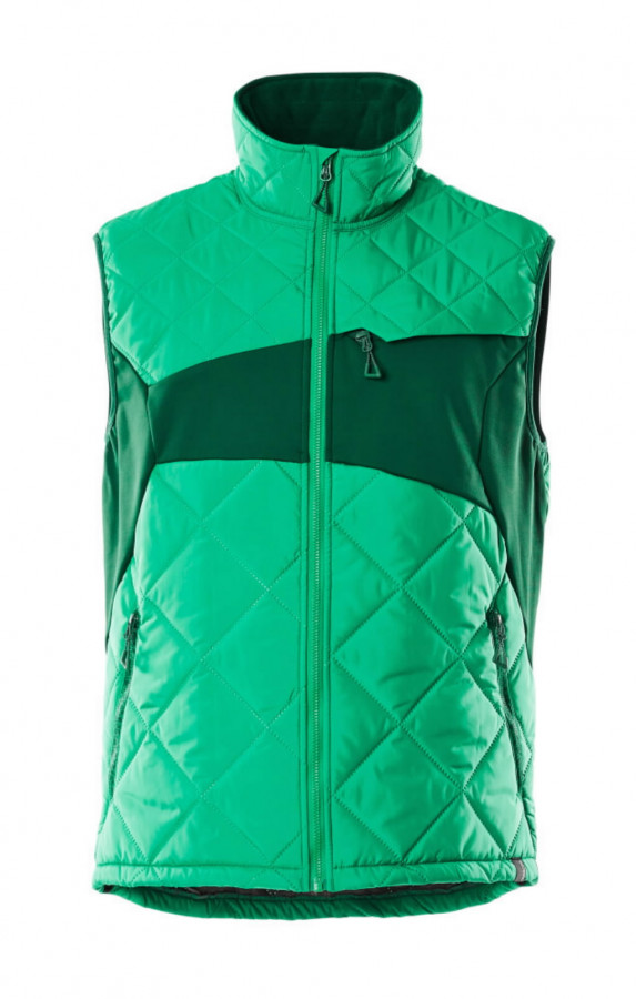 Vest ACCELERATE  CLIMASCOT Light, roheline L