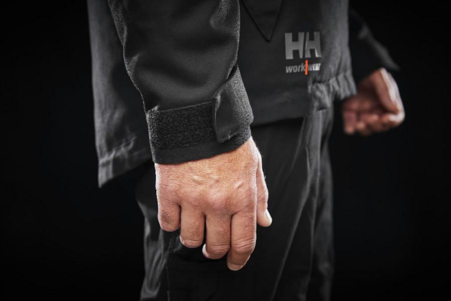 Žieminė striukė Oxford, juoda 3XL, Helly Hansen WorkWear