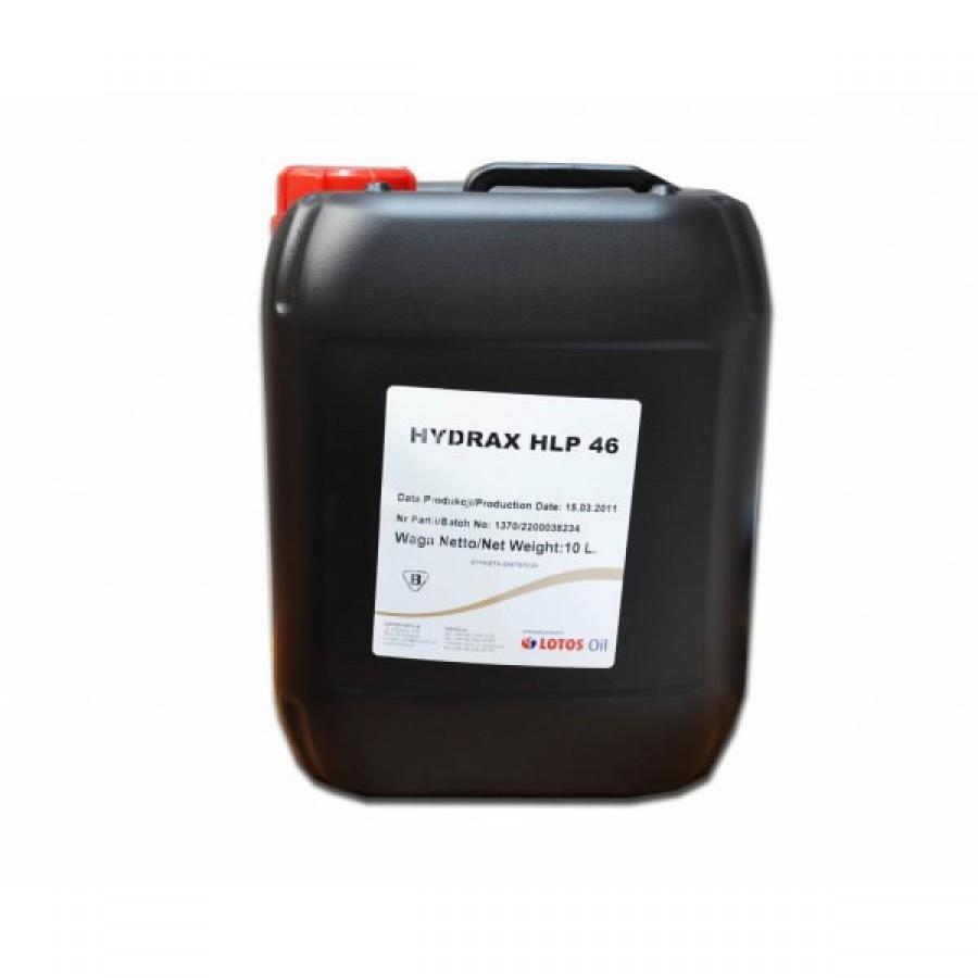 Hüdraulikaõli HYDRAX HLP 46 10L, Lotos Oil