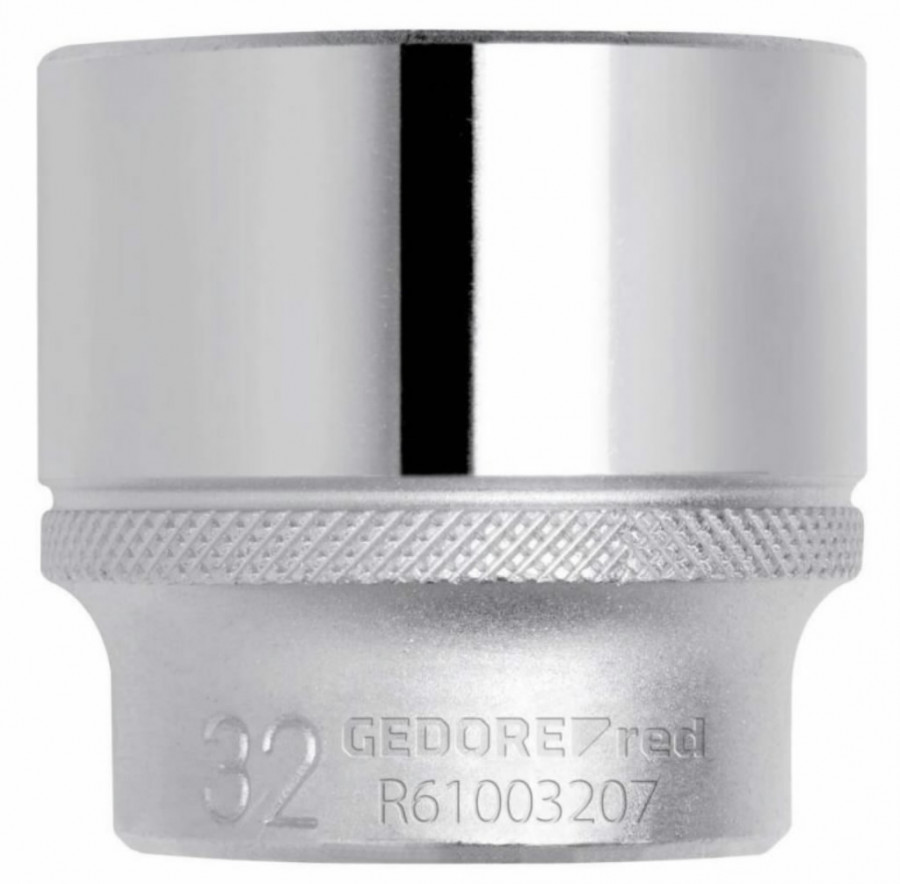 Padrun 1/2´´ 20mm l.38mm R61002006, Gedore RED