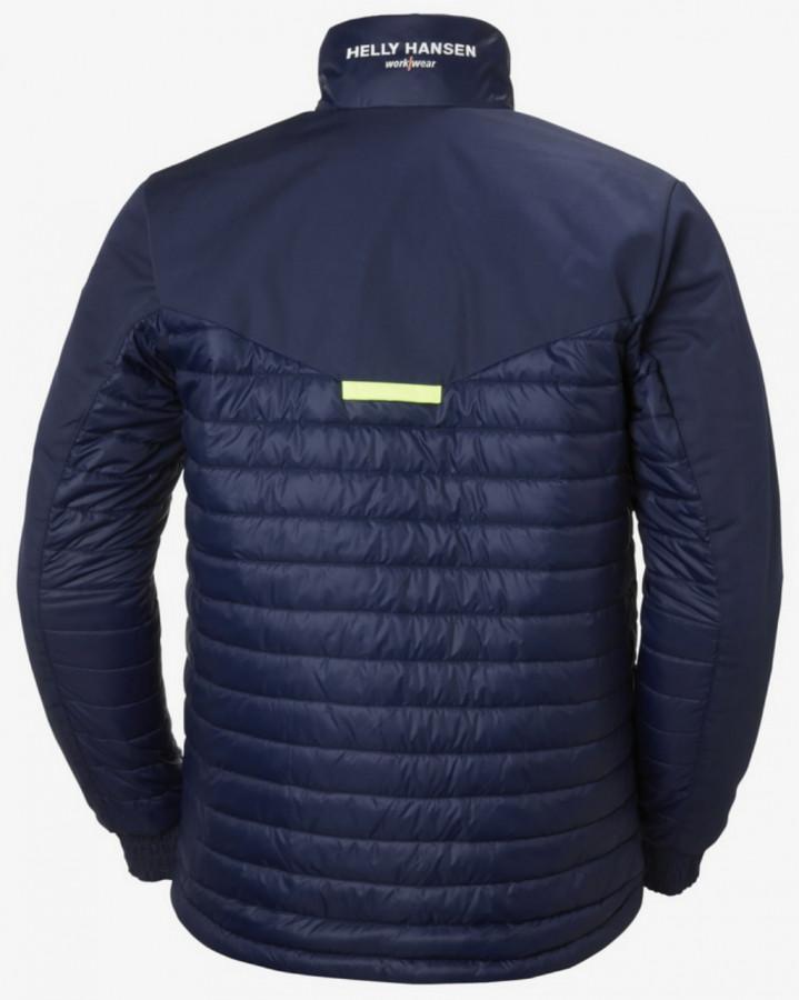 Siltināta jaka Oxford, evening blue 3XL, Helly Hansen WorkWear