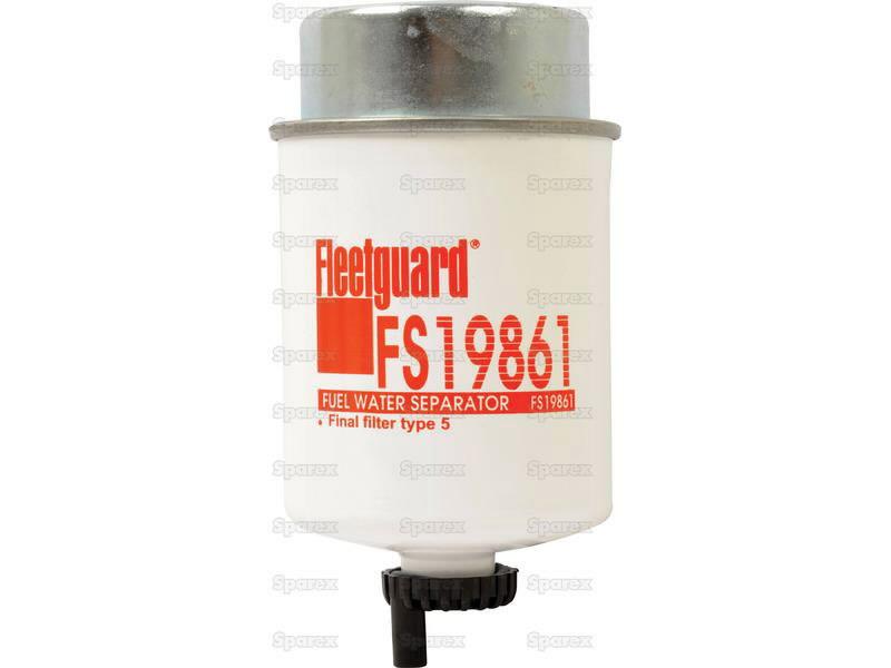 Fuel filter 3400,6010,7610 RE62419, Kubota, kubota - Fuel filters